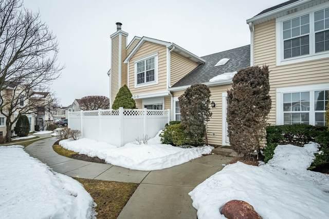 430 Le Parc Circle #430, Buffalo Grove, IL 60089 (MLS #11003668) :: Ani Real Estate