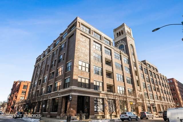 1000 W Washington Boulevard #242, Chicago, IL 60607 (MLS #11004615) :: Lewke Partners
