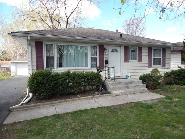 223 Oneill Street, Joliet, IL 60436 (MLS #11005156) :: Jacqui Miller Homes