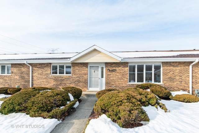 7334 W 154th Place #55, Orland Park, IL 60462 (MLS #11005524) :: Ryan Dallas Real Estate