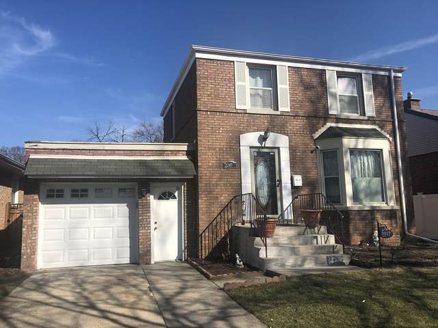 2247 S 3rd Avenue, North Riverside, IL 60546 (MLS #11005806) :: The Perotti Group