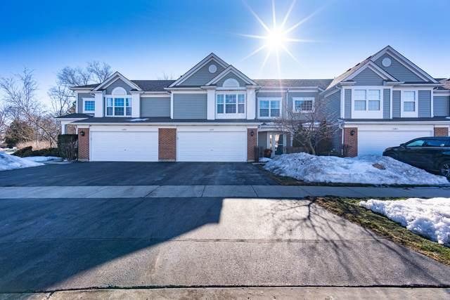 1397 E Baronet Lane, Palatine, IL 60074 (MLS #11006038) :: The Dena Furlow Team - Keller Williams Realty