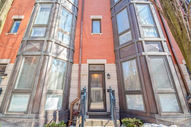 425 N Clinton Street, Chicago, IL 60654 (MLS #11006486) :: Helen Oliveri Real Estate