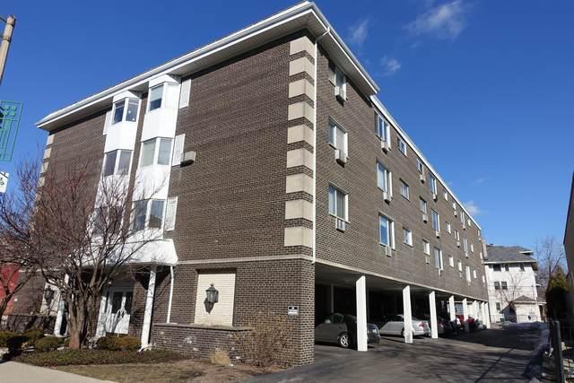 150 S Oak Park Avenue #306, Oak Park, IL 60302 (MLS #11006827) :: Jacqui Miller Homes