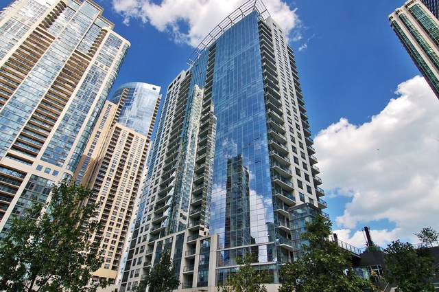 201 N Westshore Drive #502, Chicago, IL 60601 (MLS #11006972) :: Helen Oliveri Real Estate