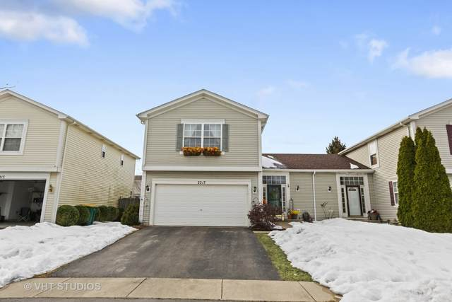 2217 Carpenter Avenue, Plainfield, IL 60586 (MLS #11007058) :: Carolyn and Hillary Homes