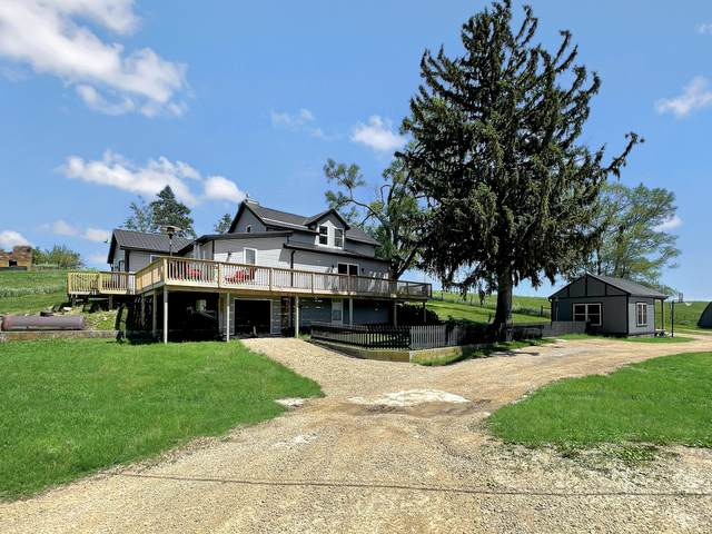 2209 S Elizabeth Scales Mound Road, Elizabeth, IL 61028 (MLS #11007574) :: The Wexler Group at Keller Williams Preferred Realty