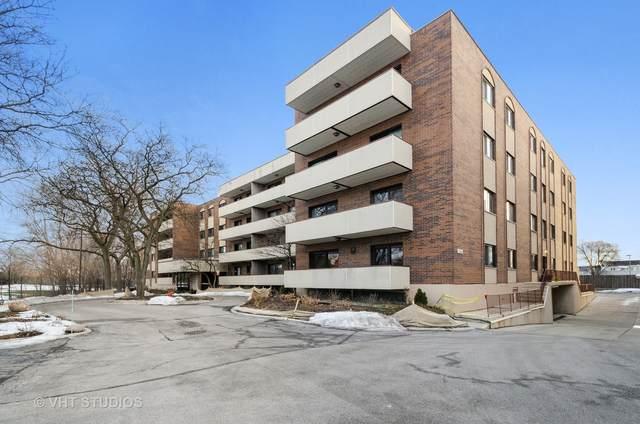 9244 Gross Point Road #305, Skokie, IL 60077 (MLS #11007747) :: Littlefield Group