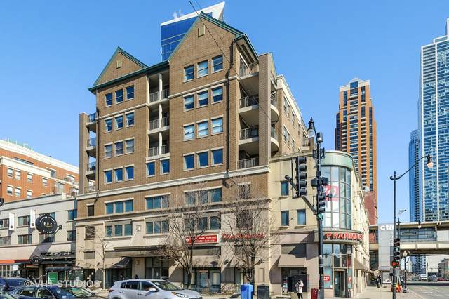 1155 S State Street C504, Chicago, IL 60605 (MLS #11008128) :: The Perotti Group