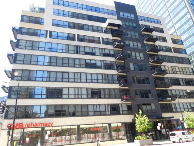 130 S Canal Street #826, Chicago, IL 60606 (MLS #11008722) :: Littlefield Group