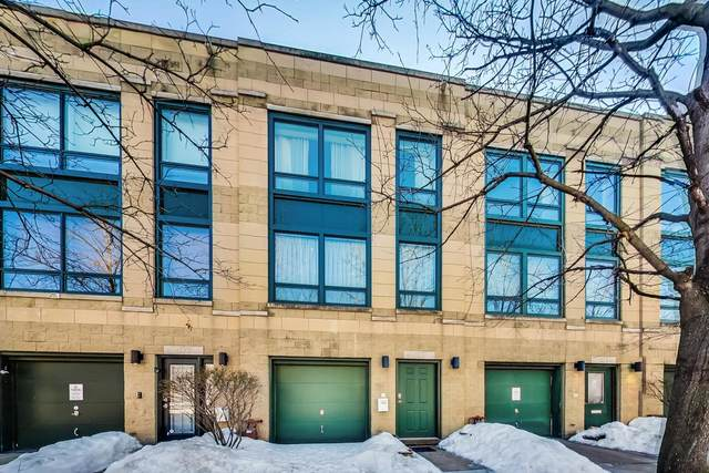 1105 W Fry Street, Chicago, IL 60642 (MLS #11009192) :: The Perotti Group