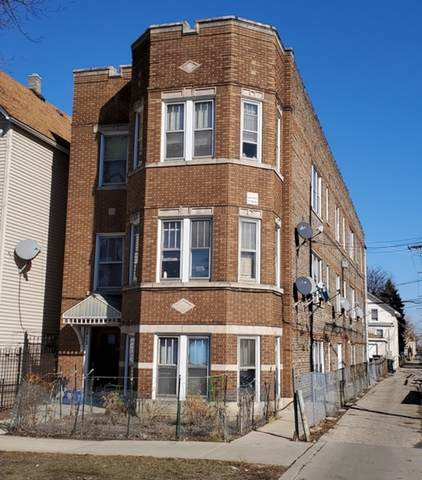 2815 N Harding Avenue, Chicago, IL 60618 (MLS #11010850) :: The Perotti Group