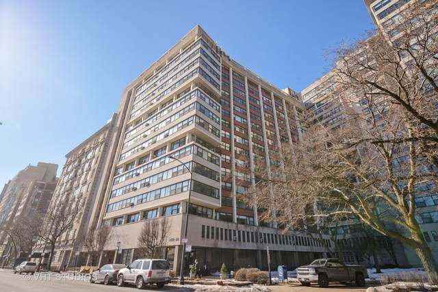 3410 N Lake Shore Drive 14AB, Chicago, IL 60657 (MLS #11010914) :: The Perotti Group