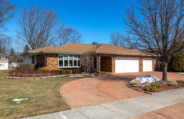 8624 Golfview Drive, Orland Park, IL 60462 (MLS #11011555) :: Ryan Dallas Real Estate