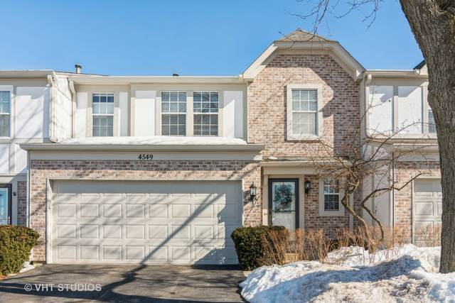 4549 Burnham Drive, Hoffman Estates, IL 60192 (MLS #11011566) :: The Dena Furlow Team - Keller Williams Realty