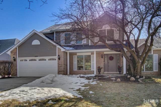 225 Ashley Court, Oswego, IL 60543 (MLS #11011767) :: Carolyn and Hillary Homes