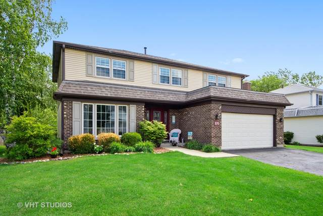 570 Cortland Drive, Lake Zurich, IL 60047 (MLS #11011987) :: Helen Oliveri Real Estate