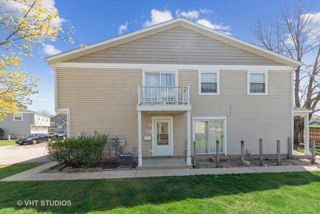 1215 Cypress Drive #1215, Wheeling, IL 60090 (MLS #11012304) :: Helen Oliveri Real Estate