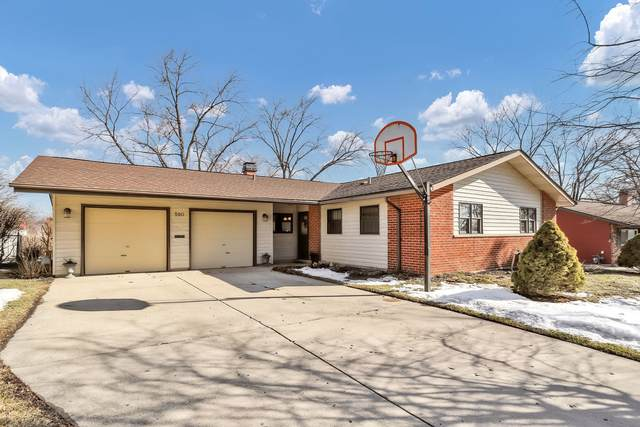 590 Frederick Lane, Hoffman Estates, IL 60169 (MLS #11012607) :: Helen Oliveri Real Estate