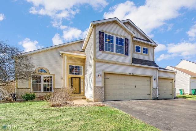 14944 W Long Meadow Drive, Lockport, IL 60441 (MLS #11012900) :: Helen Oliveri Real Estate