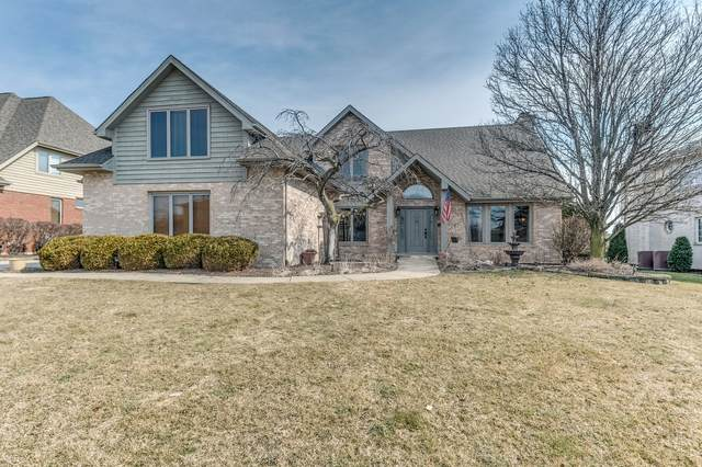 18107 Pheasant Lake Drive, Tinley Park, IL 60477 (MLS #11013050) :: The Dena Furlow Team - Keller Williams Realty