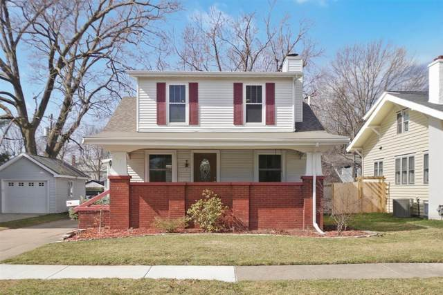 207 Willard Avenue, Bloomington, IL 61701 (MLS #11013094) :: The Spaniak Team