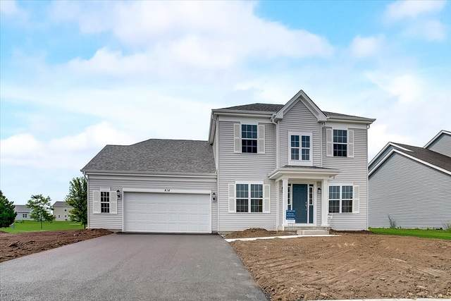 414 Maryann Circle, Sycamore, IL 60178 (MLS #11013165) :: Suburban Life Realty
