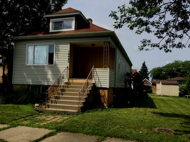 14440 S Blaine Avenue, Posen, IL 60469 (MLS #11013245) :: Helen Oliveri Real Estate
