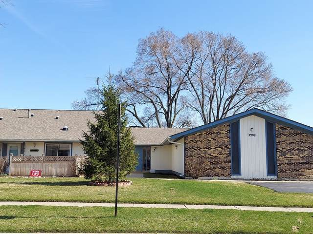 4909 W Oakwood Drive C, Mchenry, IL 60050 (MLS #11013285) :: RE/MAX IMPACT