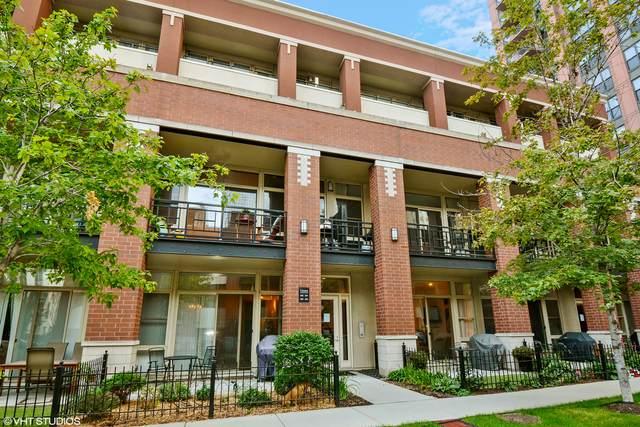 324 N Jefferson Street #103, Chicago, IL 60661 (MLS #11014503) :: Helen Oliveri Real Estate