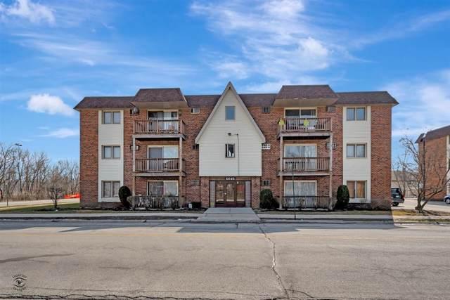 6645 172nd Street 2A, Tinley Park, IL 60477 (MLS #11014508) :: Littlefield Group