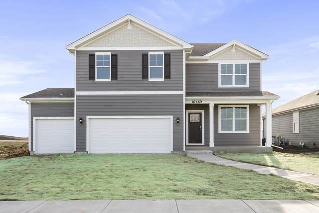 25519 W Ryan Lane, Plainfield, IL 60586 (MLS #11014733) :: Helen Oliveri Real Estate