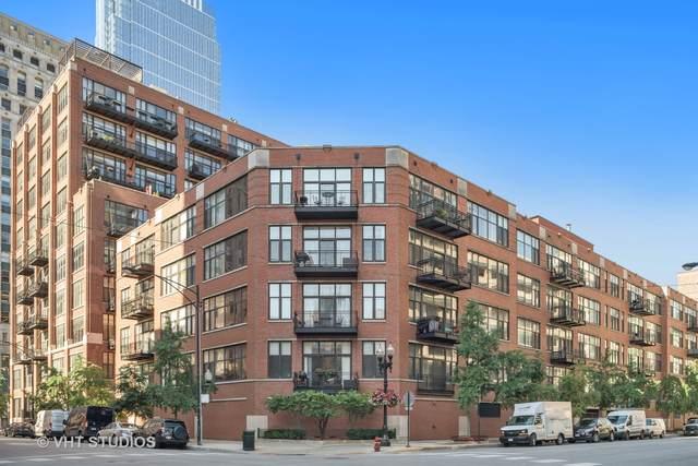 333 W Hubbard Street #613, Chicago, IL 60654 (MLS #11014948) :: Helen Oliveri Real Estate