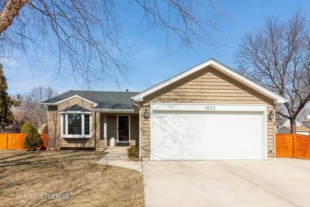 1850 Longboat Drive, Elk Grove Village, IL 60007 (MLS #11016230) :: Helen Oliveri Real Estate