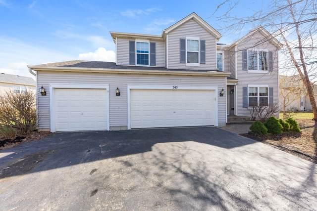 345 Zinnia Drive, Romeoville, IL 60446 (MLS #11016549) :: RE/MAX IMPACT