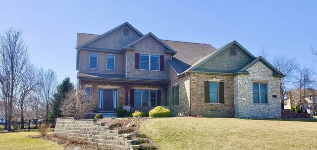 9816 Janel Drive, Bloomington, IL 61705 (MLS #11018480) :: Helen Oliveri Real Estate