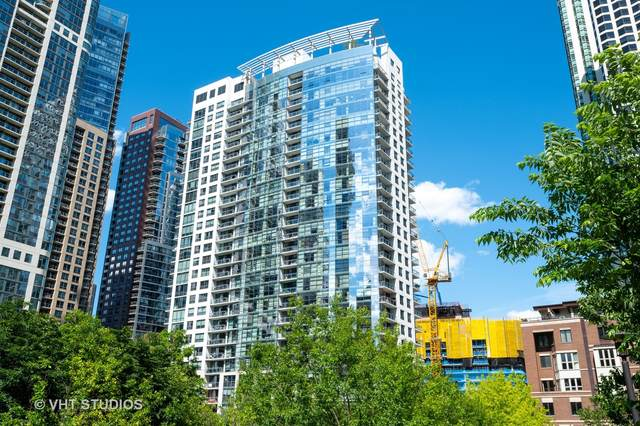 201 N Westshore Drive #1408, Chicago, IL 60601 (MLS #11019445) :: Helen Oliveri Real Estate