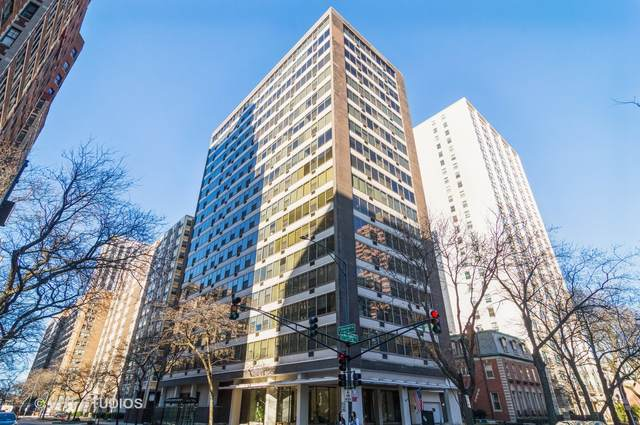 360 W Wellington Avenue 14C, Chicago, IL 60657 (MLS #11019769) :: Littlefield Group