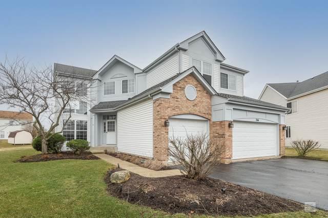 716 Boneset Court, Naperville, IL 60540 (MLS #11020350) :: Helen Oliveri Real Estate