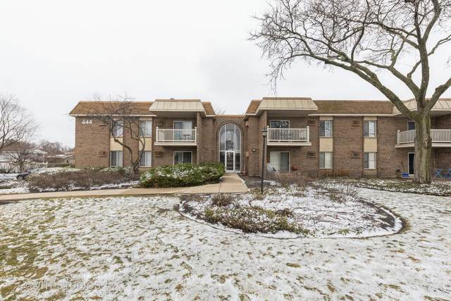 444 N Wilke Road #101, Palatine, IL 60074 (MLS #11022884) :: Helen Oliveri Real Estate