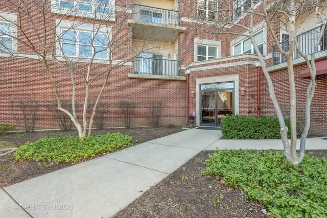 300 E Church Street #110, Libertyville, IL 60048 (MLS #11023693) :: Helen Oliveri Real Estate