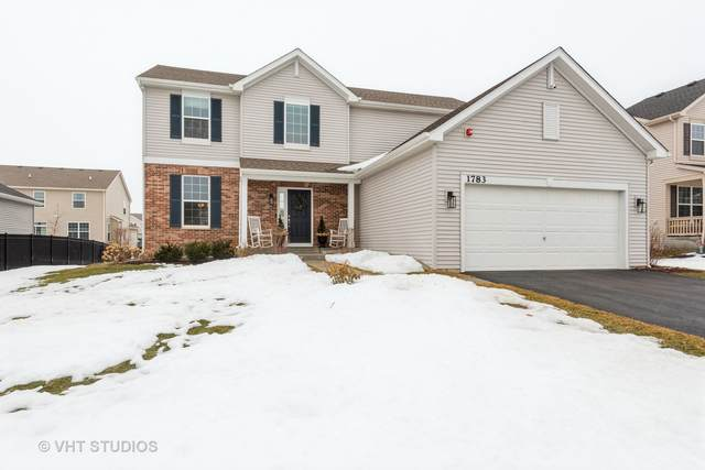 1783 Newberry Lane, Hoffman Estates, IL 60192 (MLS #11024061) :: Helen Oliveri Real Estate