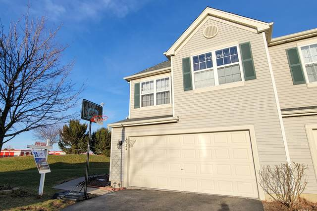 1124 Coneflower Court #1124, Minooka, IL 60447 (MLS #11024142) :: RE/MAX IMPACT