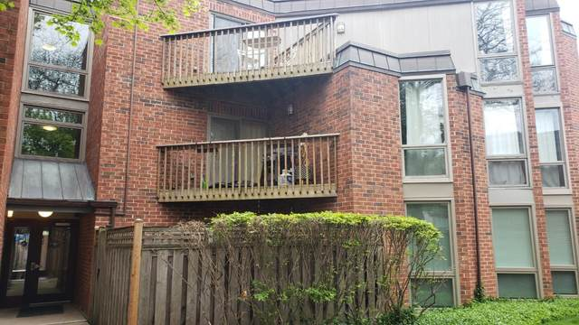 2140 N Lincoln Avenue N #5108, Chicago, IL 60614 (MLS #11024580) :: Littlefield Group