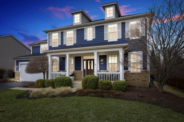 529 Secretariat Lane, Oswego, IL 60543 (MLS #11025363) :: Helen Oliveri Real Estate