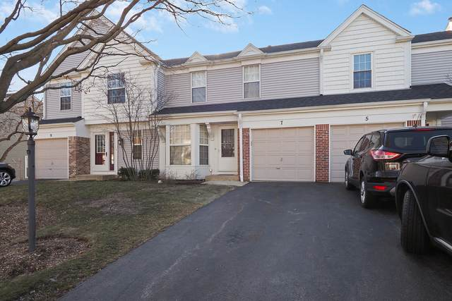 7 Carey Lane, Streamwood, IL 60107 (MLS #11026774) :: RE/MAX IMPACT