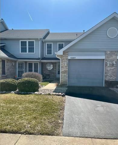 4447 Jefferson Drive, Richton Park, IL 60471 (MLS #11027946) :: Littlefield Group