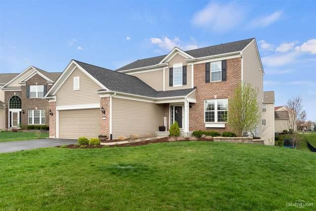 221 Foster Drive, Oswego, IL 60543 (MLS #11028594) :: O'Neil Property Group