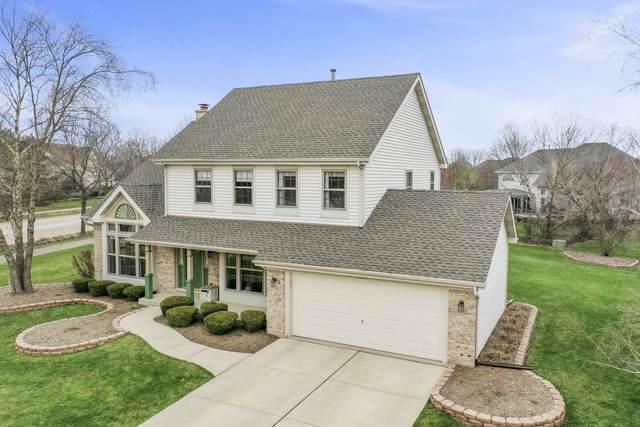 1336 Montclaire Circle, Schaumburg, IL 60173 (MLS #11028664) :: BN Homes Group