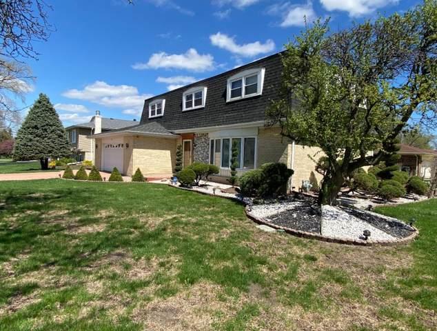 1105 S Beechwood Drive, Mount Prospect, IL 60056 (MLS #11029011) :: Helen Oliveri Real Estate